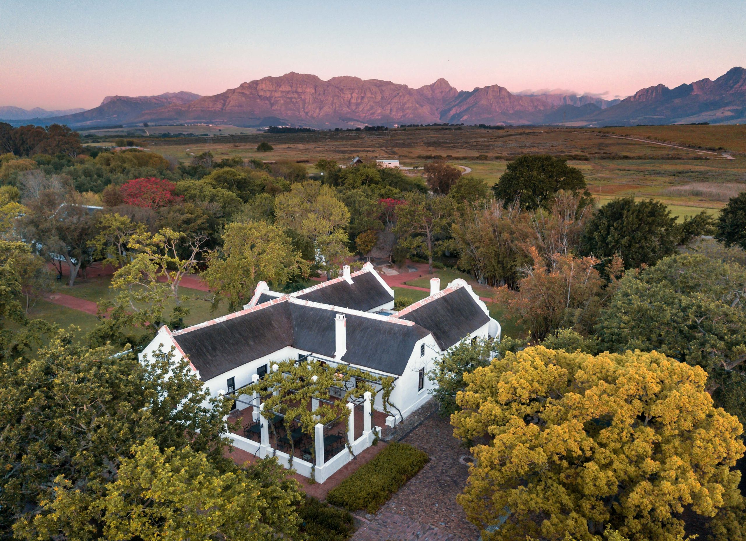 Spier Hotel and Wine Farm
