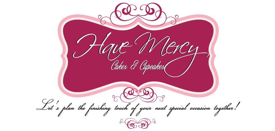 Have Mercy Cakes