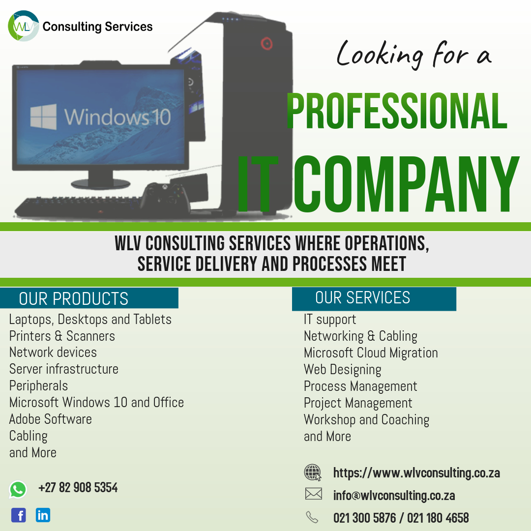 ICT Supplier and Solutions Provider