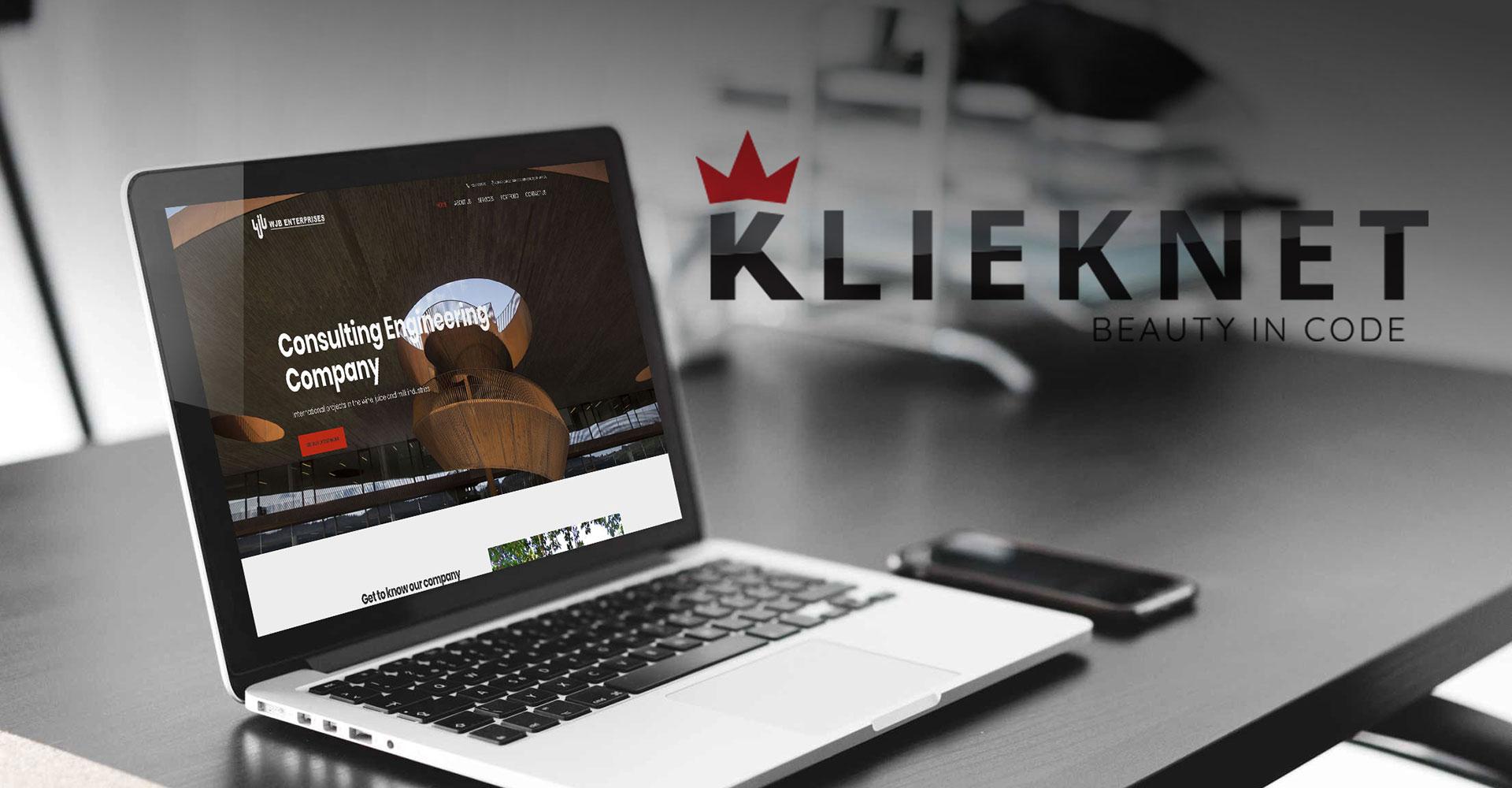 Klieknet Web Development, Design and Solutions